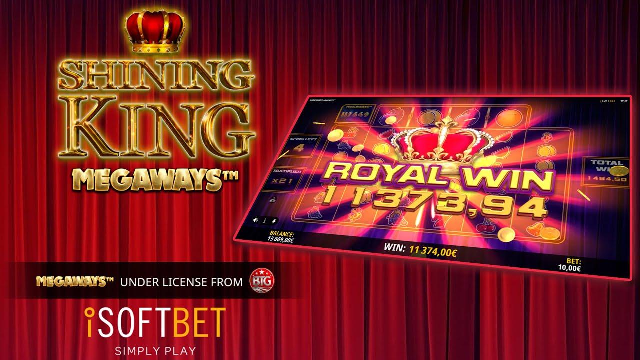 Shining King Megaways Slot Machine Review
